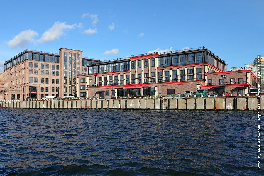 Бизнес-центр «River City»