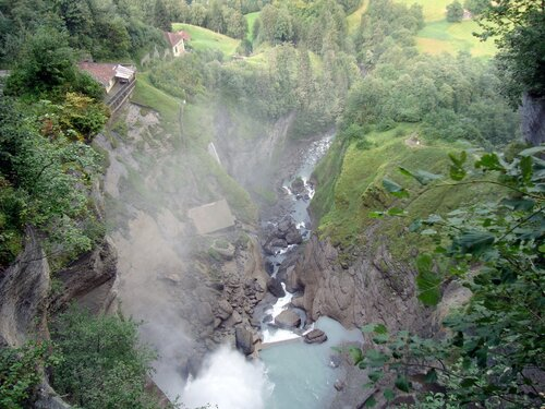 Reichenbachfälle (Switzerland)