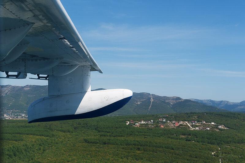 Бериев Бе-200ЧС (RF-32767) МЧС DSC_4624