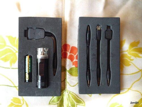 """Зарядное устройство """"Облик 770"""" - комплектация"""