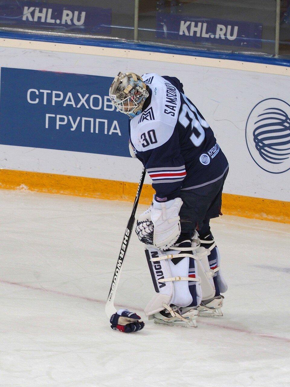 13Металлург - Металлург Новокузнецк 20.09.2015