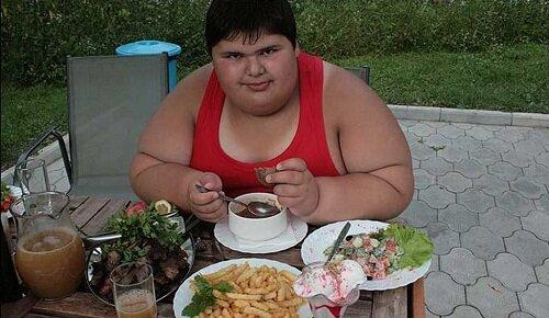 Толстые дети фото 11 лет