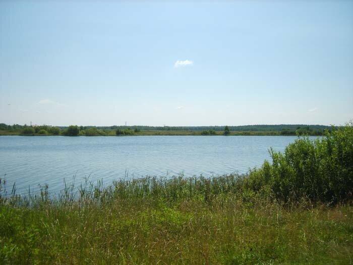 озеро у Юркино