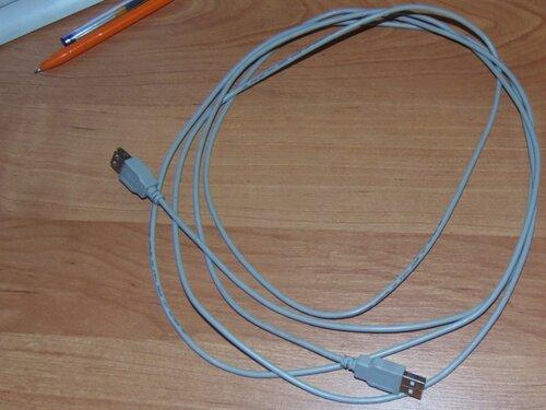 Удлинитель USB