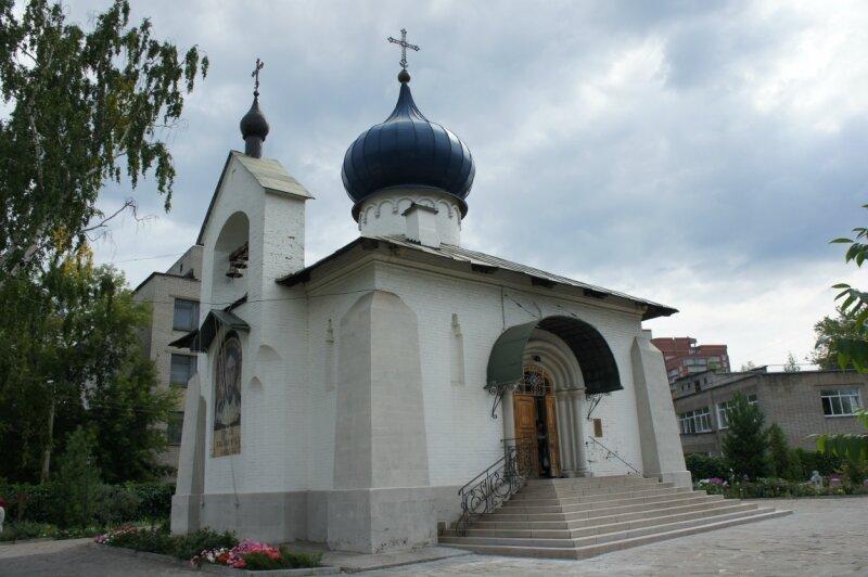 икона божьей матери в перми: