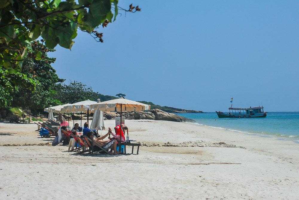 остров Самет пляж Ао Хин Хок и Хат Нагаостров Самет пляж Ао Хин Хок и Хат Нага