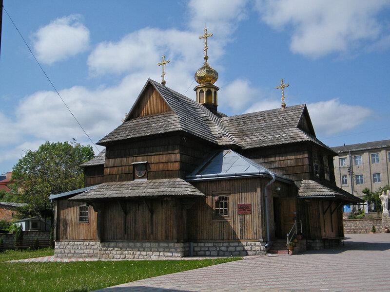 Православная успенская церковь