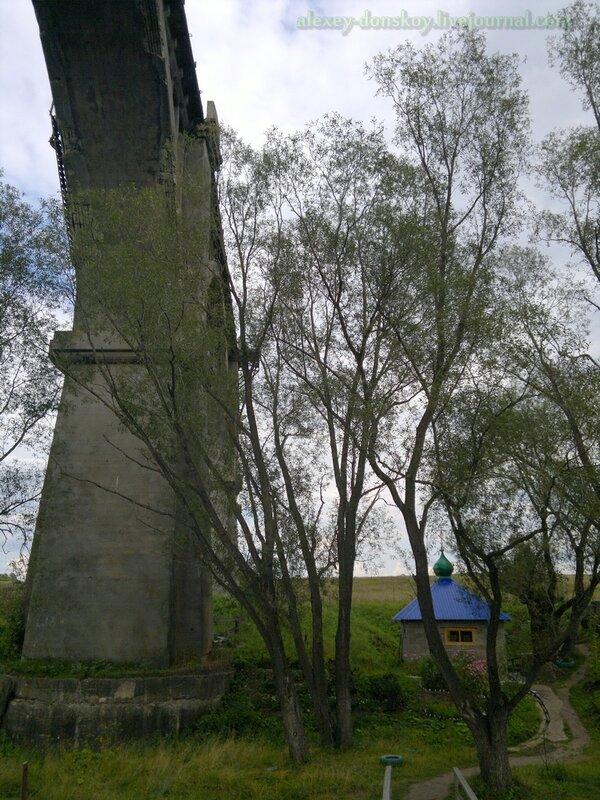 Святой источник под Мокринским мостом