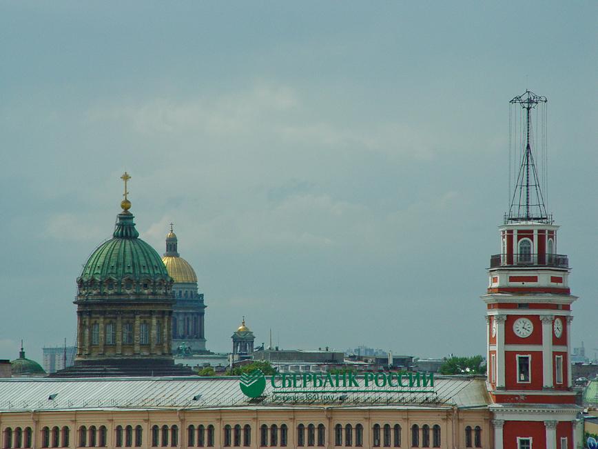 Легальный руфинг. Крыши Петербурга. © Павел 'PaaLadin' Семёнов