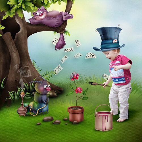 «Adventure in Wonderland» 0_95fbe_c6fda503_L