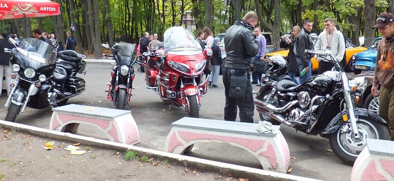 Ретро и Экзотика Мотор Шоу 2012