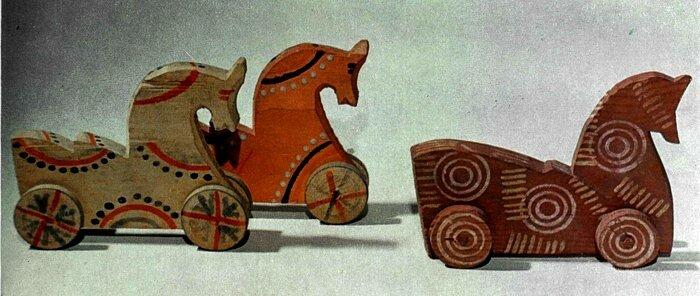 Какой игрушка на Руси была Кириллица / cyrillitsa.ru / Surfingbird.ru