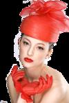 Девушки в шляпах 0_a2e59_1634c026_S