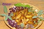 Potatoes с прованскими травами