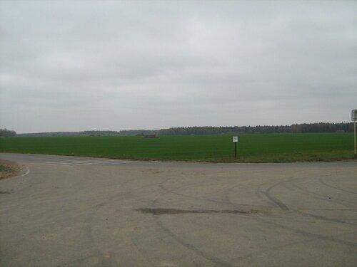 Тарутинское поле, где в 1812 году располагался лагерь Русской Армии