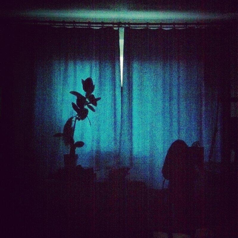 В комнатах