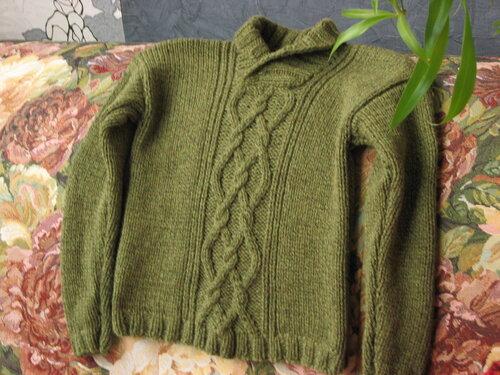 Ручное вязание из кашемира 692