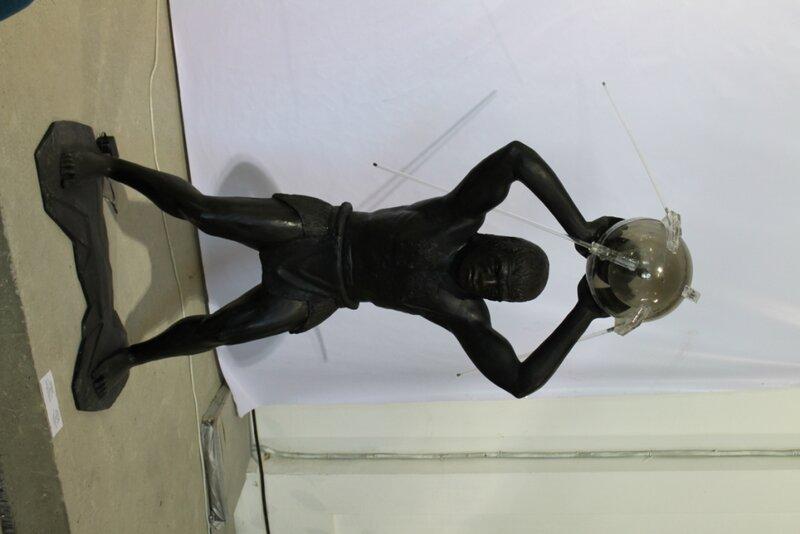 Инсталляция в Мыстецком арсенале