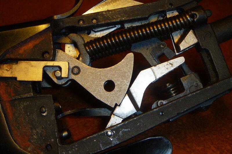 данной книге фото ружья механизма с одним спуском компания ООО