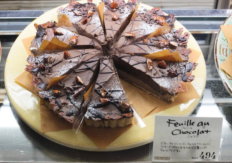 Fenille au Chocolat