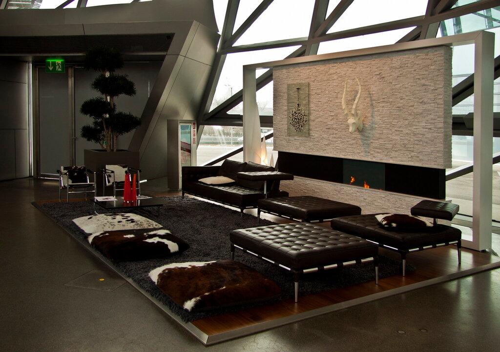 Музей БМВ, Мюнхен, Германия