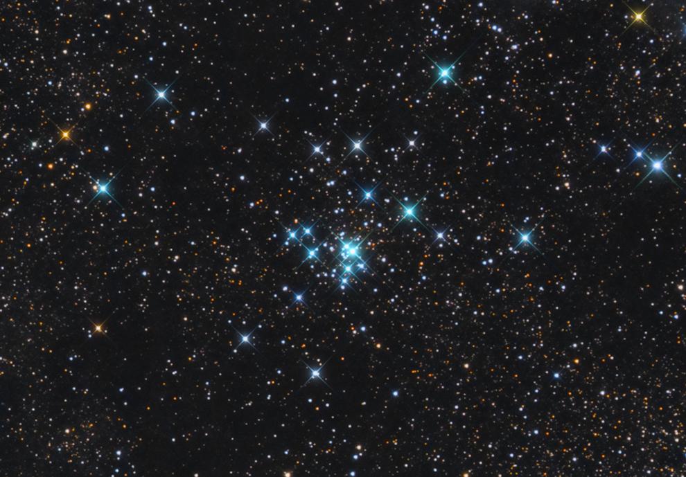 Созвездия стрельца на небе фото