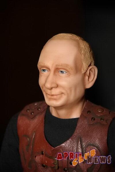 Кукла Владимира Путина