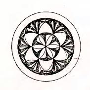 Цветок Жизни в русском народном творчестве, Rusian Flower of Life