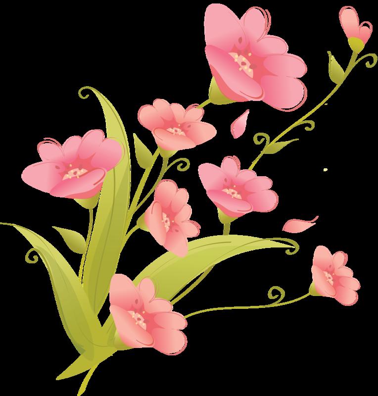 Веточки цветов картинки 1
