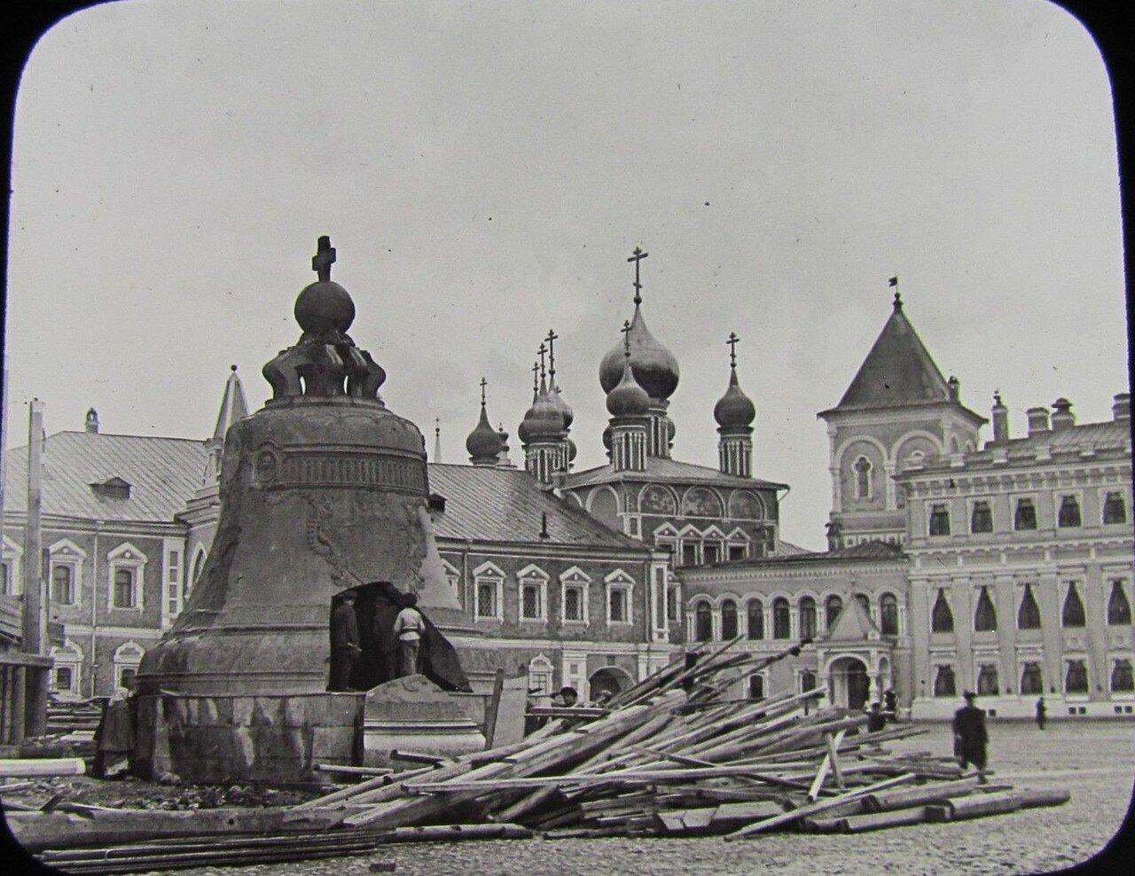 604. Кремль. Царь Колокол