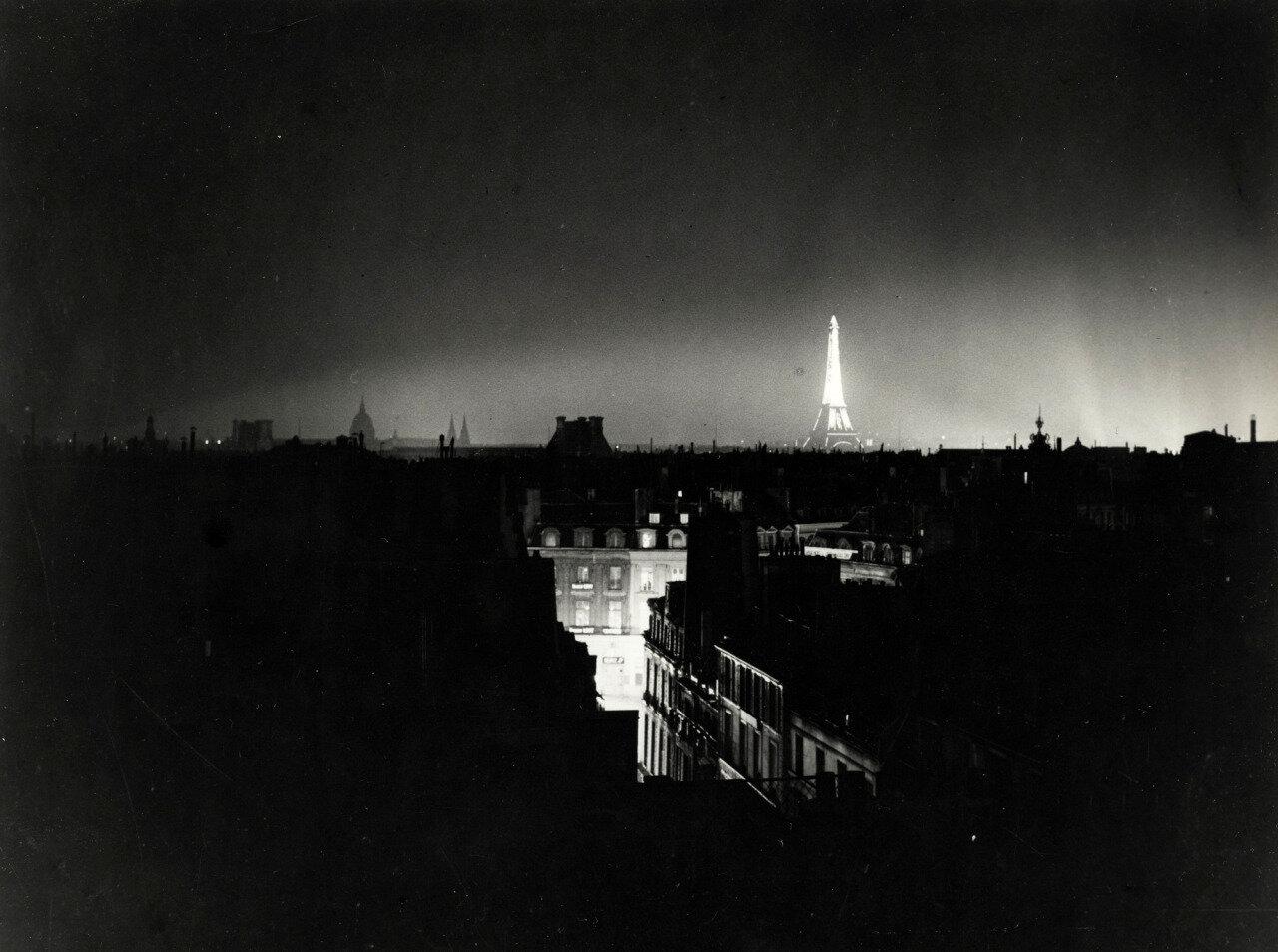 1930. Ночной Париж