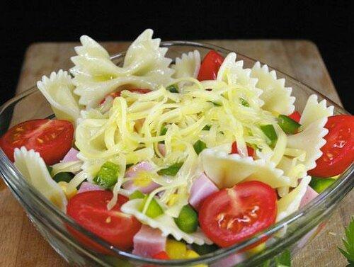 Итальянские салаты их фото