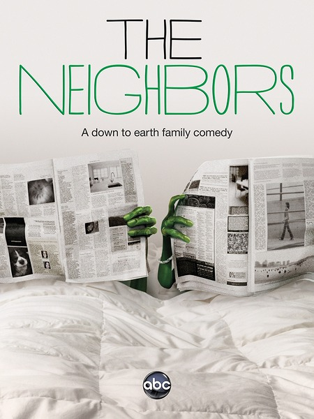 Соседи / The Neighbors (1 сезон/2012-2013/WEB-DLRip)