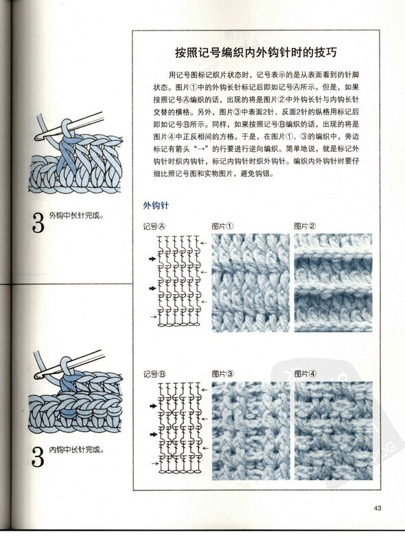 Knitting crochet articles NV180000 №3 2009