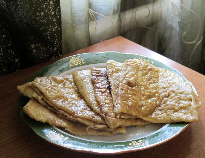 Чеченская кухня