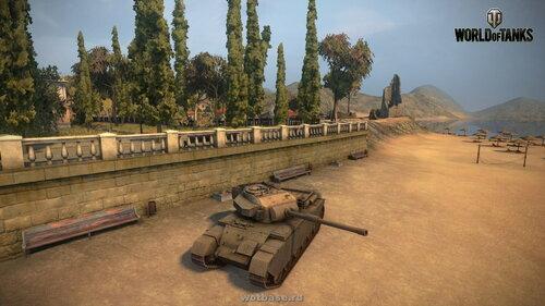 Centurion Mk III танк