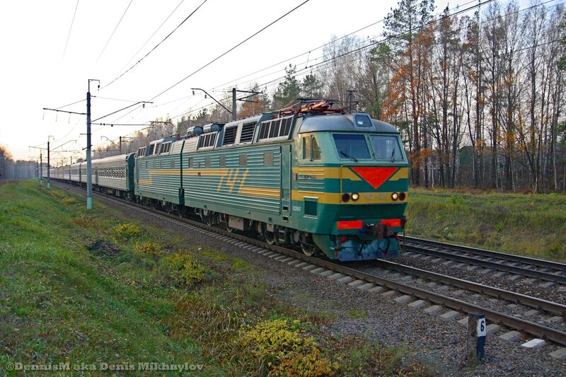 Электровоз ЧС7-086.
