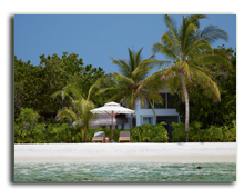 Мальдивы. Viceroy Maldives 5*. Beach Bungalow Exterior