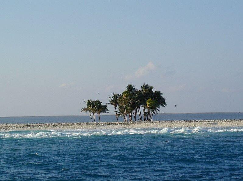 Остров Клиппертон. Колонизация рая
