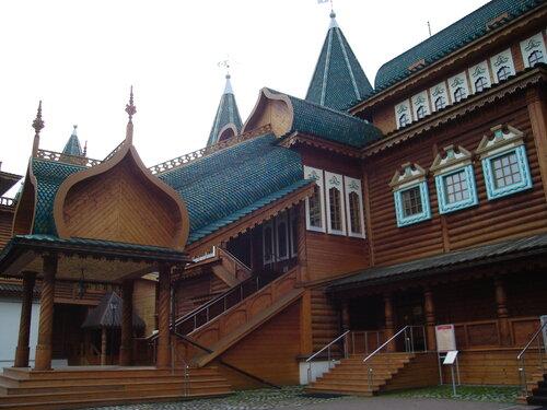 Коломенское, Дворец царя Алексея Михайловича