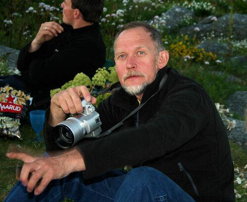 Чесноков Геннадий. Спортсмен и фотограф