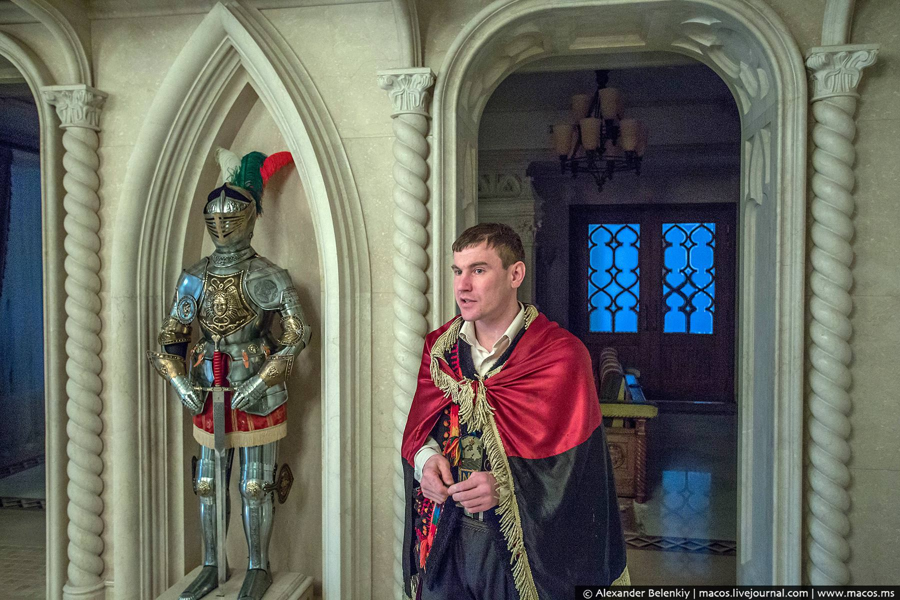 Кто теперь живёт во дворце Януковича