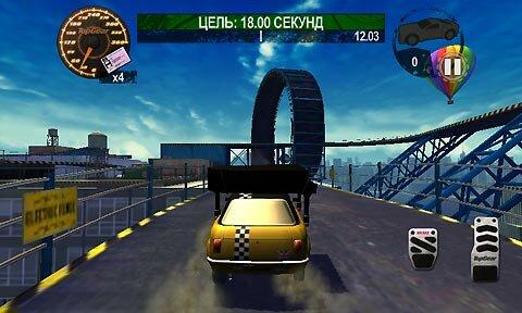 Игра Top Gear: Stunt School Revolution для Android OS