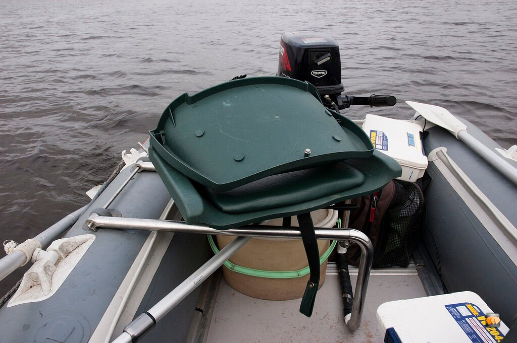 Сиденья для лодки пвх