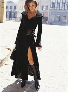 Элегантное пальто от Виктории Сикретс