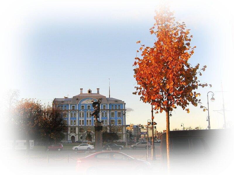 На Неве