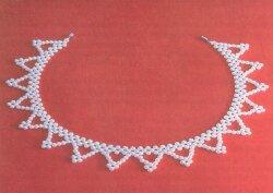"""Изготовление цепочки  """"Крестики """"Для тех, кто только начинает осваивать бисерное плетение, рекомендуем при плетении..."""