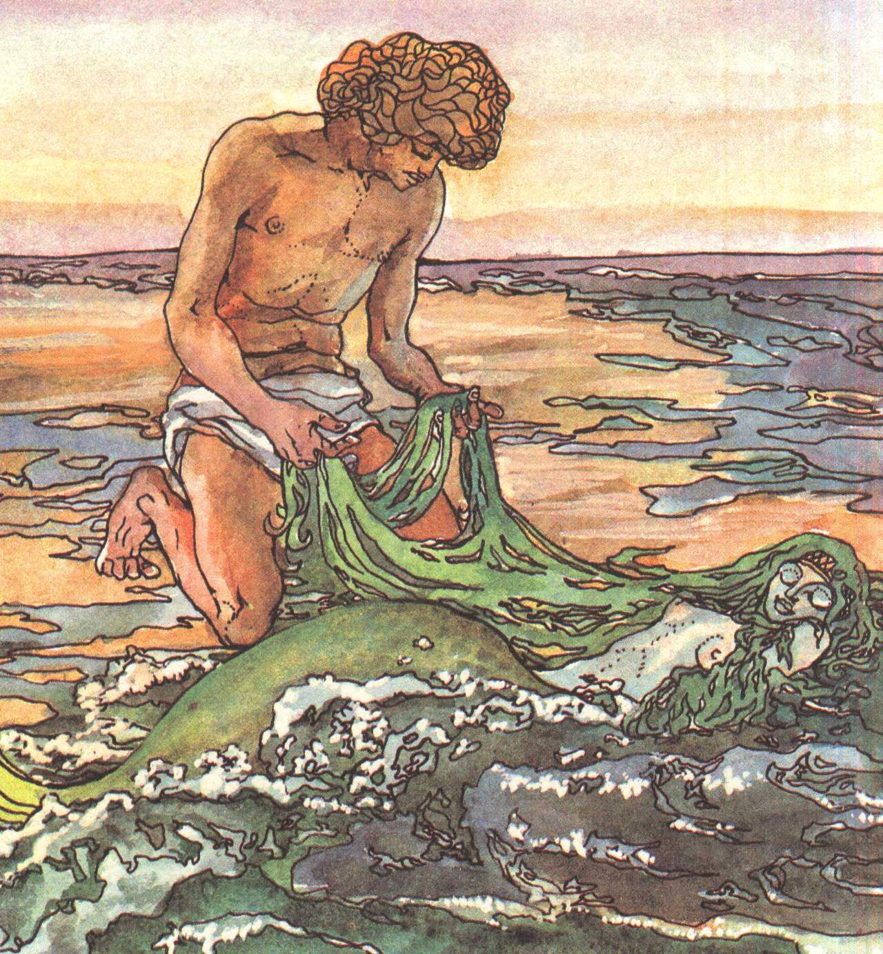 уайльд рыбак и его душа сюжет