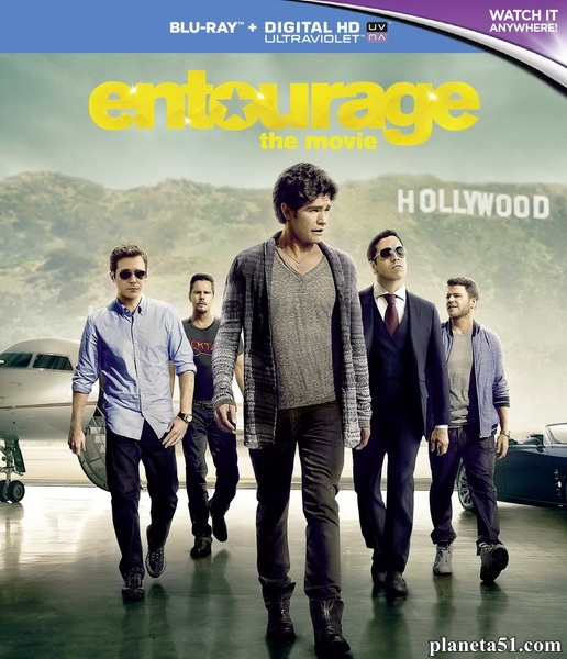 Антураж / Entourage (2015/BDRip/HDRip)
