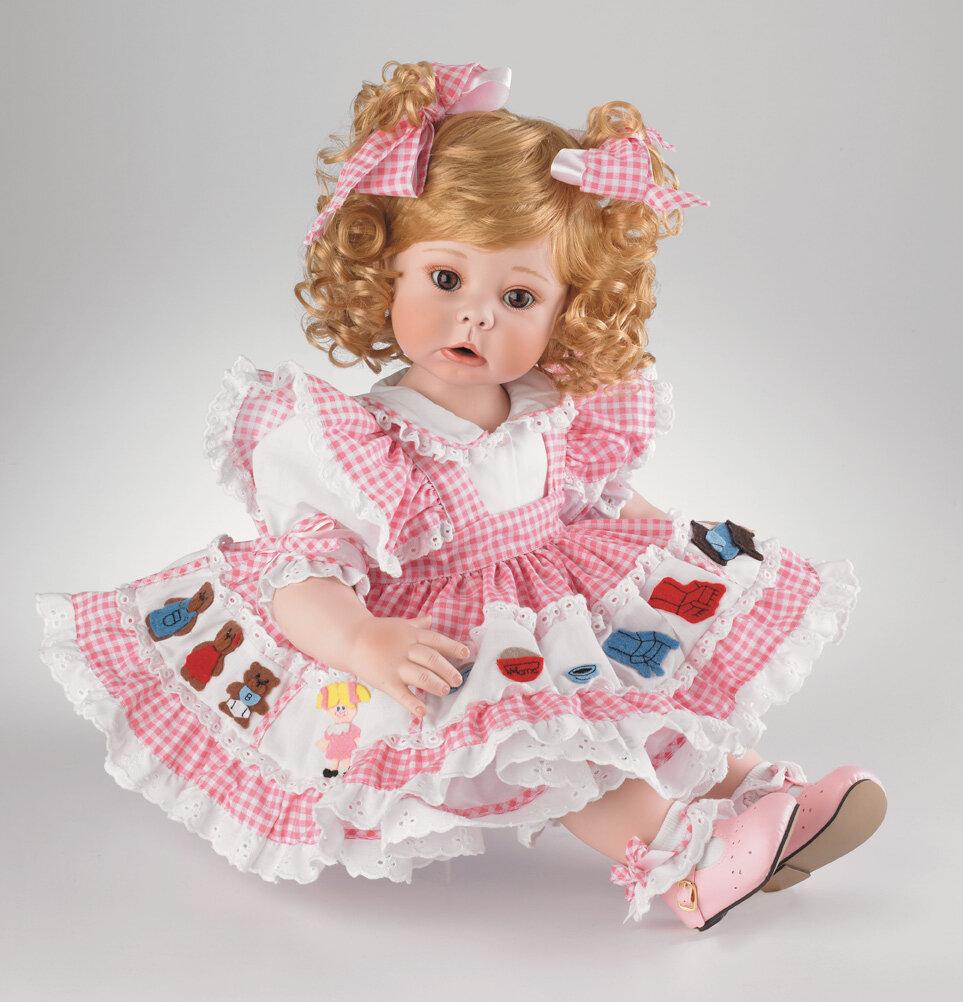 Открытки куклы красивые 53